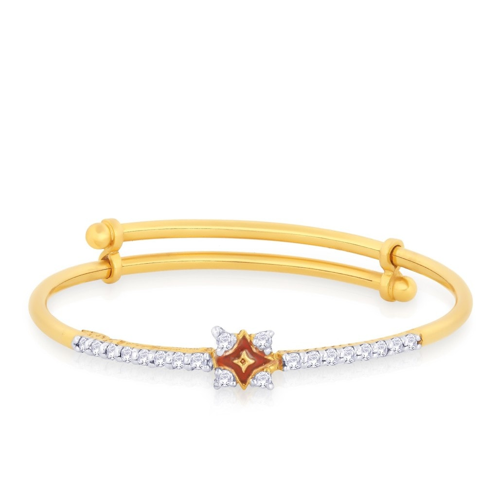 Gold Bracelet for Girl/ Woman at Antiquariat Jaipur                                         Antiquar... via Antiquariat Jaipur