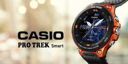 Casio Pro Trek Smart WSD-F20 Review: Military Grade Android Wear