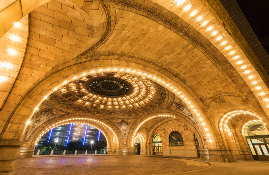 Union Station Pittsburgh via Stacy White