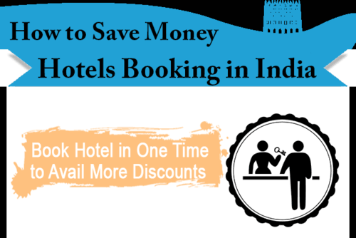 Infographic - How To Save On Hotel Booking in India
