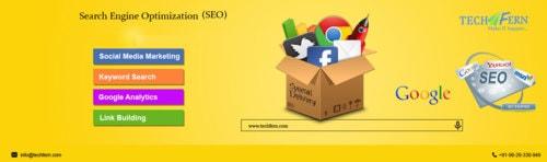 Hire SEO Experts via Techfern Web Solutions Pvt. Ltd.