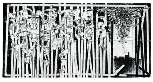 Biennale 2017 Palazzo Zenobio Venice Italy via Paolo Tait