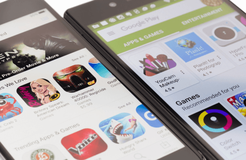 Research: Developers areprioritisingAndroid over iOS