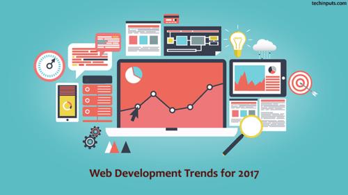 Top 7 web development trends you must dive in 2017                                                                          #Webdeve... via Kathy johnson