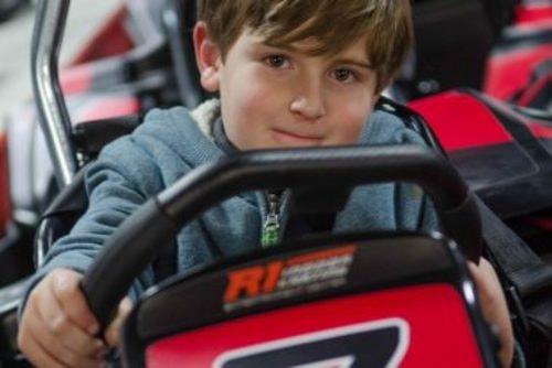 image Post via R1 Indoor Karting