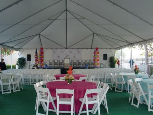 Photo via AAA Rents & Events