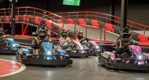 Fun things to do in Rhode Island? Visit R1 Indoor Karting. K... via R1 Indoor Karting