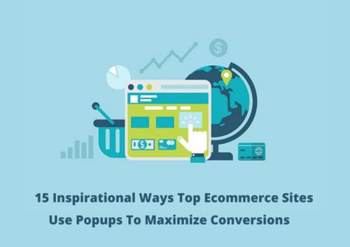 15 Inspirational Ways Top Ecommerce Sites Use Popups