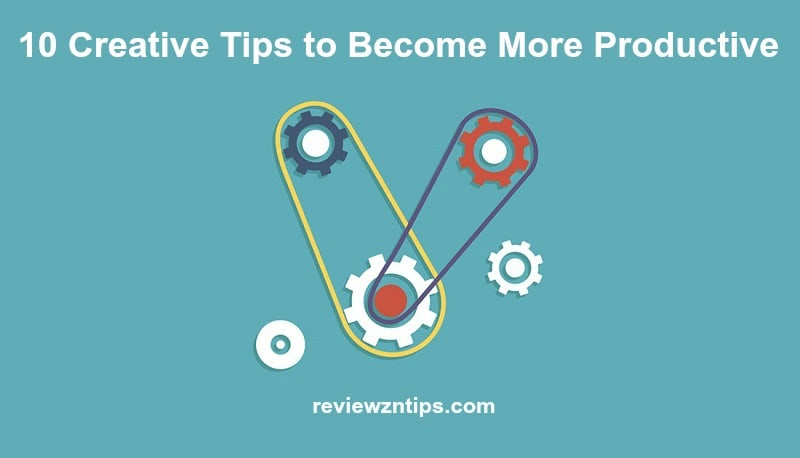 10 Creative Tips to Become More Productive | Erik Emanuelli