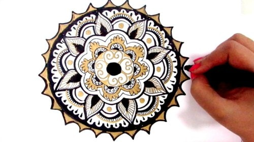 Mandalas: How the Sacred Circle Helps Us Reconnect With Ourselves ⋆ LonerWolf
