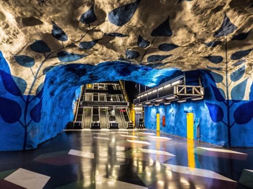 Subway via Lars-Ove Törnebohm