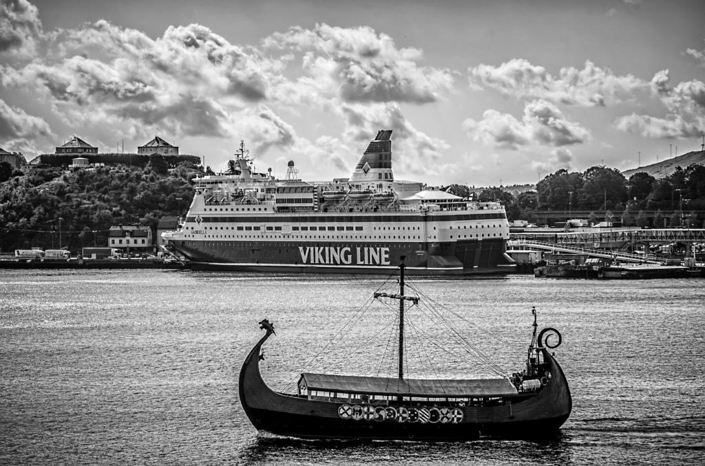 Vikings via Lars-Ove Törnebohm
