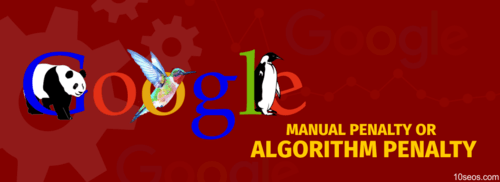 What Step Should Be Taken While Facing Google Penalty