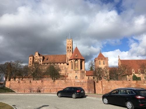 Gdansk tours to Malbork castle via Mariusz Skierkowski