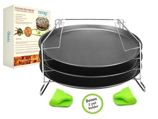 Quality Made Easy! Use our carbon steel and non-stick bakers... via michael jones