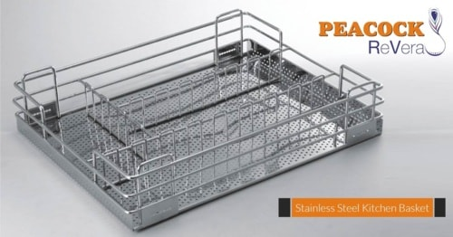 Stainless Steel Kitchen Basket- Superior Manufacturers and Suppliers