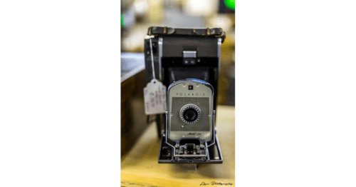 The Polaroid Camera: A Development in Photography via DashBurst