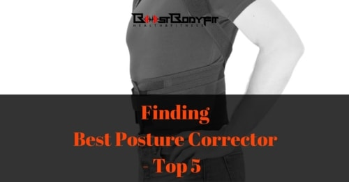 The Top 5 Best Posture Corrector Braces in 2017: All You Need to Know