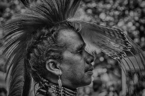 Indian POW WOW via Janice McGregor