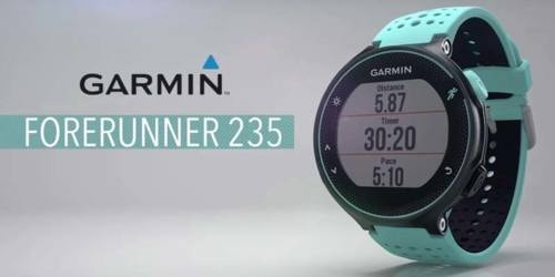 Garmin Forerunner 235 Review: Top-End GPS Watch With Heart Rate
