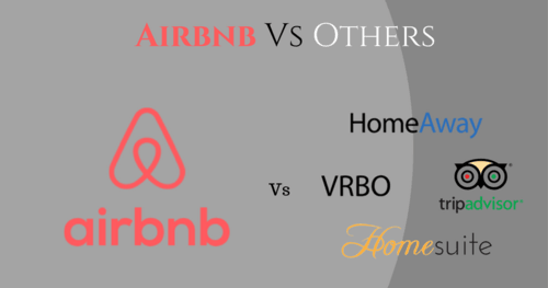 Airbnb vs Other Vacation Rentals: A Brief Analysis