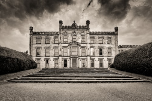 Elvaston Castle via Dennis Oliver