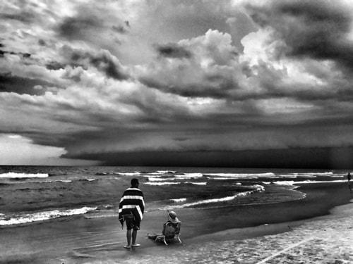 Incoming Storm, Hilton Head Island.                                                                          #storm #weather #weathe... via Mark Gilliland