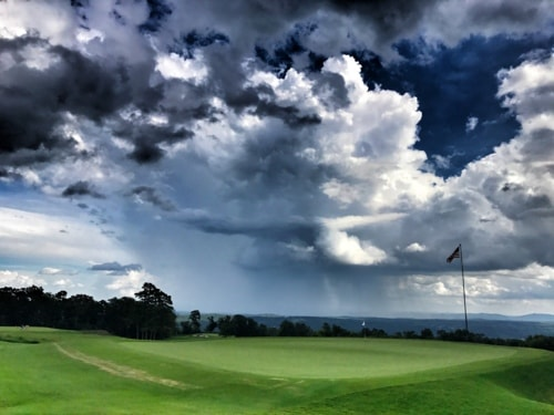 Raining Over the Valley.                                                                          #clouds #rain #raining #weather #l... via Mark Gilliland
