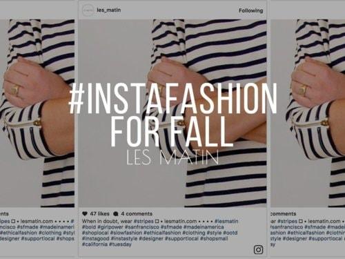 Fall Fashion According to Instagram