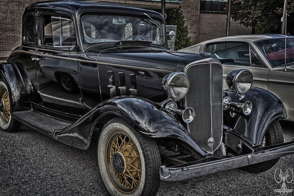 Car show in Va. via Janice McGregor