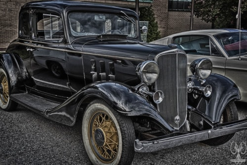 Car show in Va. via Janice McGregor