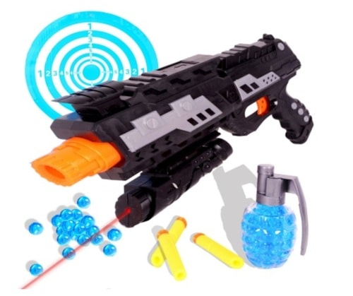 2 In 1 Shooting Gun Toy By Tevelo – Super Sniper Weapon Toy ... via michael jones