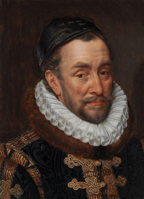 Adrian Thomas Key - William I, Prince of Oranje via David Goldberg