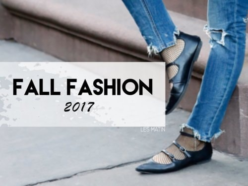 Fall Trends We Love for 2017