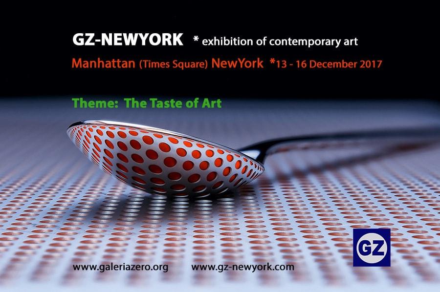 Open call for #artists to exhibit in #NewYork via GZ-ArtEvents