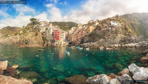 Riomaggiore via Andrea Papaleo