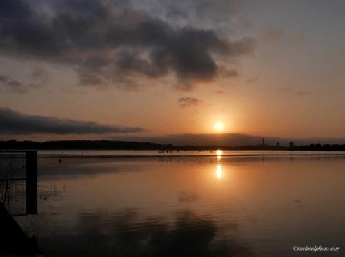 Last sun beams via L Kerlund