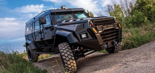 Armored Cars Market By Top Key Players, Supply And Demand Analysis To 2022
