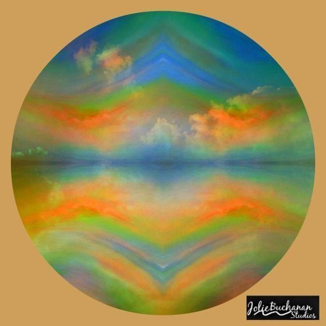 Horizon - JBS Mandala Creations   Jolie Buchanan