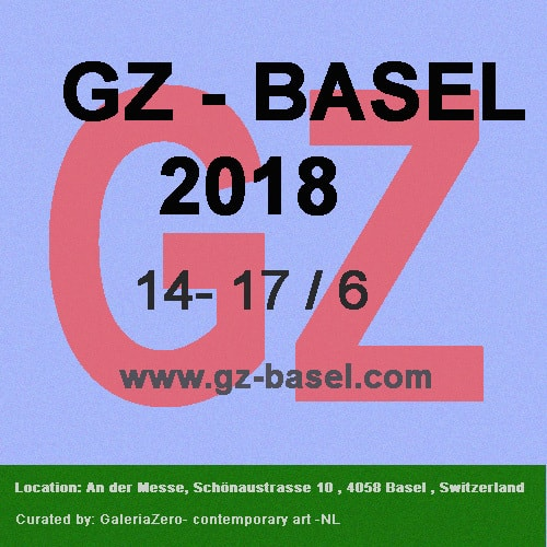 GZ-BASEL 2018  *Open for applications. via GZ-ArtEvents