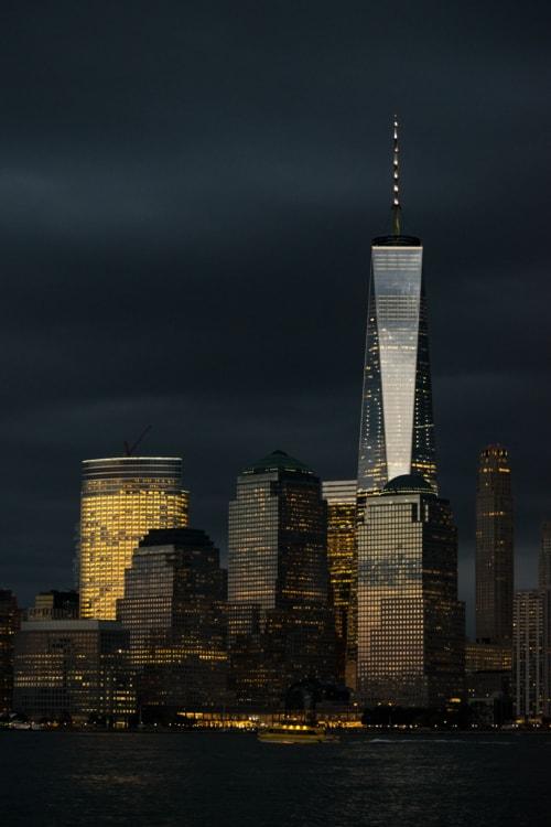 Dark Gotham via Steven Hughes