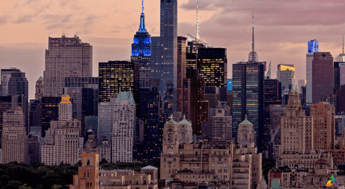Ultra-creative NYC 'layer-lapse' plays with night and day... and your mind