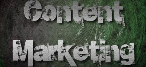 start to develop a content plan