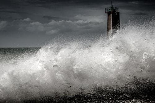 Big splash via Ruud Peters