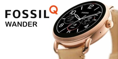 Fossil Q Wander Review - When A Classic Smartwatch Beings Smart