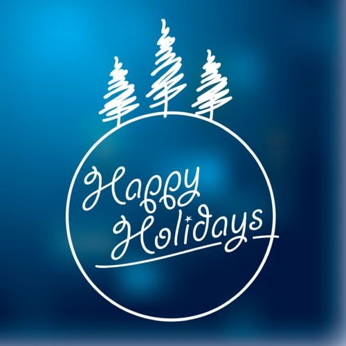 Happy Holidays!                                                                          I am taking the rest of the year off from t... via Susan Brooks