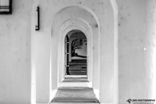 Gazing down the Corridor via Liam Douglas - Professional Photographer