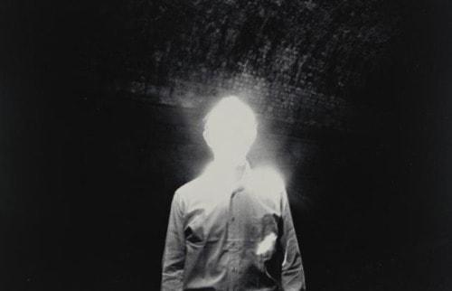 Duane Michals, The Illuminated Man, 1968 via Barbara Fariña