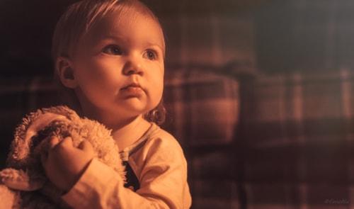 Bella                                                                                                                                                    #girl #cute #portrait #child #bunny #stuffy #limebl... via LimebluPhotography