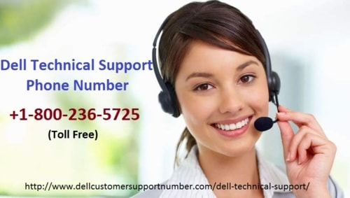 Dell Technical Support Phone Number via Dell Support